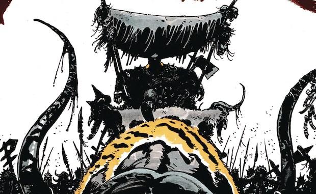 The Goddamned Image Comics Jason Aaron
