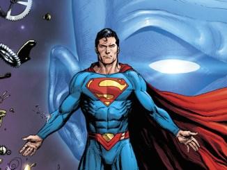 Doomsday Clock Superman Watchmen