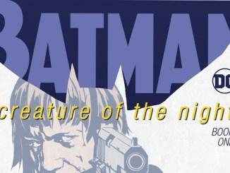 Batman Creature Of The Night DC Comics