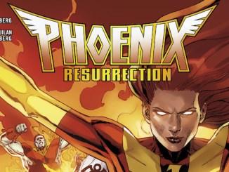 Phoenix Resurrection Marvel Comics
