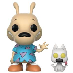 Rocco's Modern Life POP vinyl from Funko POP toys