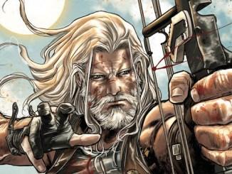 Old Man Hawkeye Marvel Comics