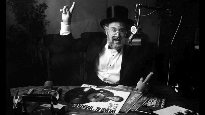 Dr Demento Misfits Weird Al Jerry Only Uncle Floyd B52's Osaka Popstar