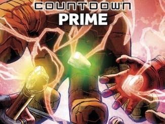 Marvel Infinity Countdown