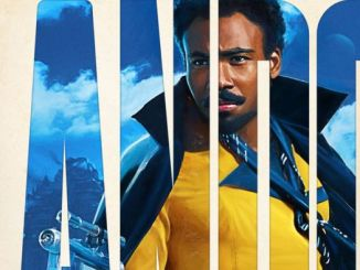 Star Wars Han Solo Lando Teaser poster Donald Glover Calrissian