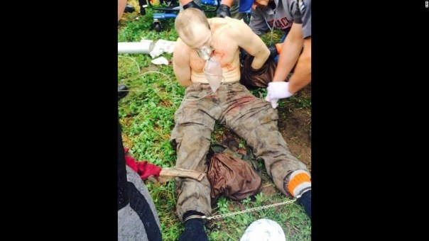 David Sweat: Victim. Martyr. Hero.