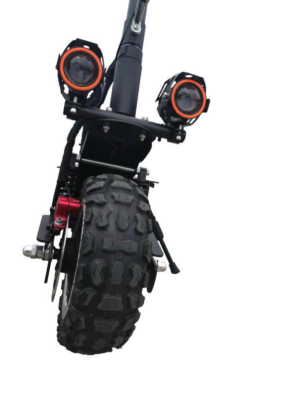 FORCA DUALKING 5600 GTR PRO ElektroScooter Elektroroller 4 - FORCA DUALKING 5600 GTR PRO ElektroScooter Elektroroller (4)