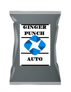 GINGER PUNCH AUTO