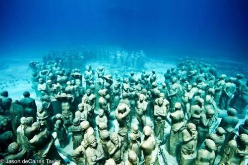 mar humano