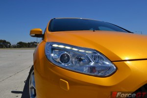 2014FordFocusSTheadlight  ForceGT