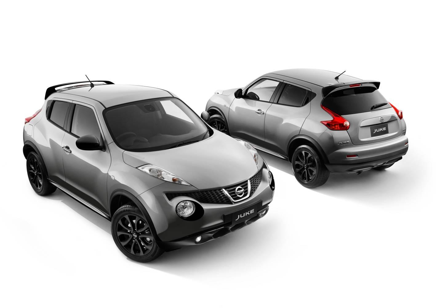 Midnight Nissan 2020 Juke Edition