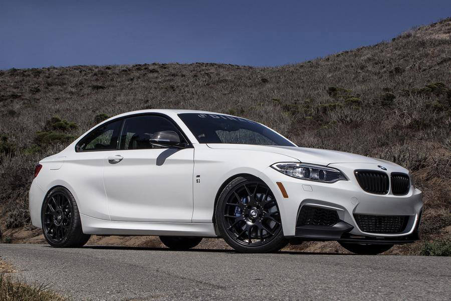 Who needs a BMW M2 when a Dinan M235i makes 328kW ...