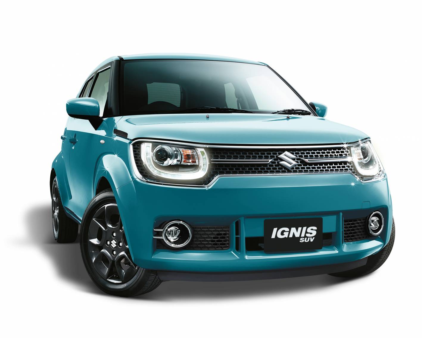Funky New 2017 Suzuki Ignis Arrives In Australia From
