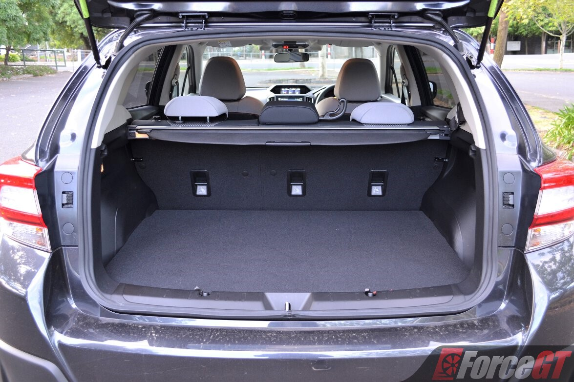 2017 Subaru XV Review