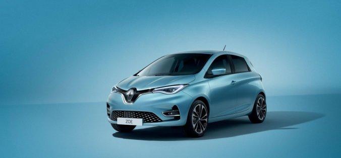 2020 Renault Zoë