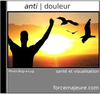 visualisation antidouleur