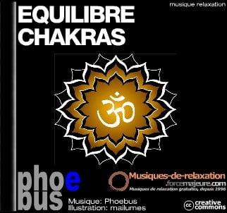mp3 relaxation gratuit équilibre chakras