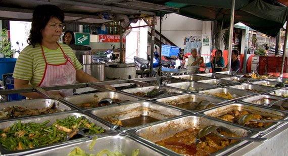 Une escale gastronomique en Malaisie