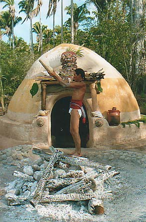 Faire du Temazcal au Mexique