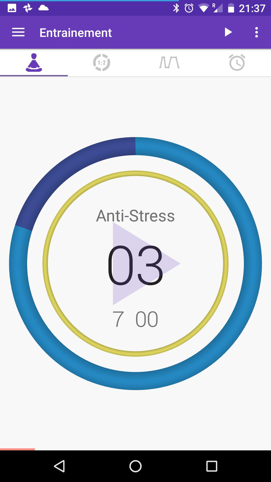 anti stress prana-breath