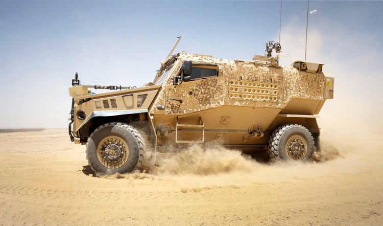 3 SCOTS will take on the Foxhounds while deployed in Iraq
