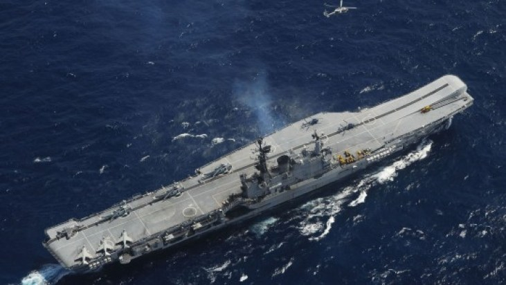 Royal Navy Aircraft Carriers and & Amphibious Assault Ships