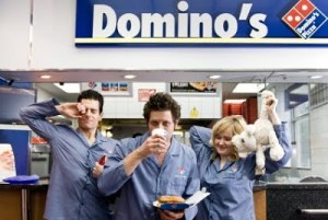 INTRODUCING AN EPIC HANGOVER CURE: Domino's Is Now Serving  Breakfast Pizza.
