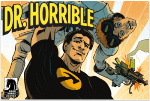 CAGMRC?: Dr. Horrible and Other Horrible Stories