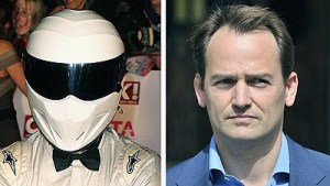 TOP GEAR's The Stig unmasked