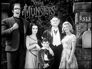 NBC's bringing back THE MUNSTERS — Wait, it could be good?