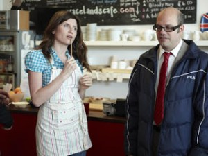 David Cross' TODD MARGARET starts parade of britcom mayhem