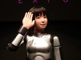 HUMANOID ROBOT IS PROGRAMMED TO SING LAME POP SONGS: I Totally Understand Miley Cyrus Now