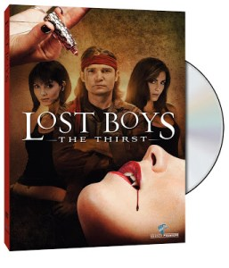 Lost Boys: The Thirst (dvd review)