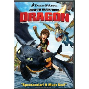 How To Train Your Dragon (dvd review)