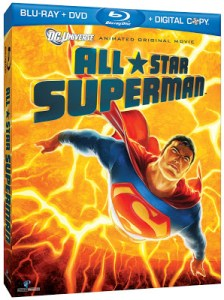 ALL-STAR SUPERMAN Comes To DVD/Blu-ray on February 22, 2011