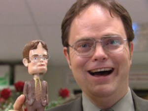 DWIGHT K. SCHRUTE GETS DEEP: Rainn Wilson Has Released A Book On What It Means To Be Human.