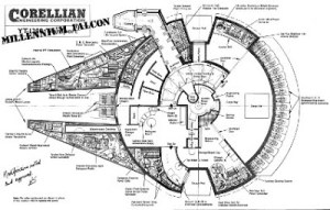 BUILD YOUR OWN MILLENNIUM FALCON! I Think I Just Moistened My Pants A Little