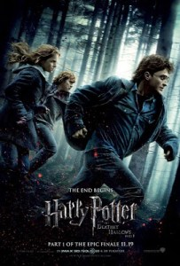 HARRY POTTER AND THE DEATHLY HALLOWS PART 1 (review)