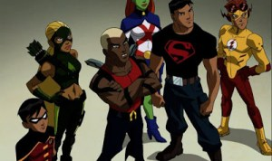 YOUNG JUSTICE Trailer Smells Like Teen Spirit