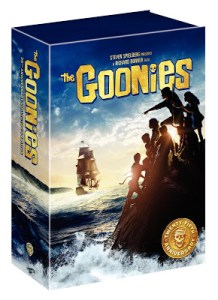 THE GOONIES: 25th ANNIVERSARY DELUXE EDITION (dvd review)