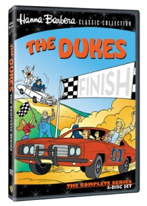 THE DUKES: The Animated Series (dvd review)