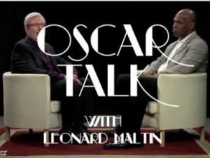 MIKE TYSON AND LEONARD MALTIN Talk Oscars
