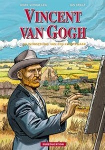 EAR TO THE GROUND – VAN GOGH COMIC AVAILABLE SOON – FOR THE KIDS!
