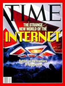 A NOSTALGIC LOOK BACK AT THE INTERNET CIRCA 1994