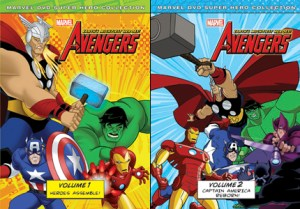 THE AVENGERS: EARTH'S MIGHTIEST HEROES Come Home!