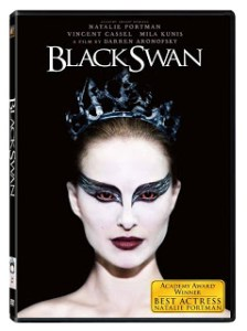 Contest!  Win a Copy of BLACK SWAN on DVD!