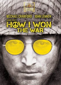 John Lennon's Theatrical Debut HOW I WON THE WAR Comes to DVD!  Let's Take a Look…