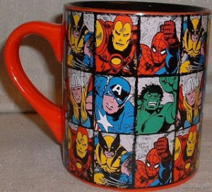 The New Superhero Team-Up: Marvel and Starbucks