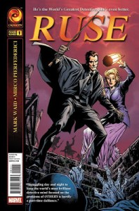 Mark Waid Returns to RUSE – No Ruse – Seriously… He does.