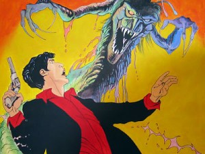 DYLAN DOG Trailer! Brandon Routh Plays Another Comic Book Hero!